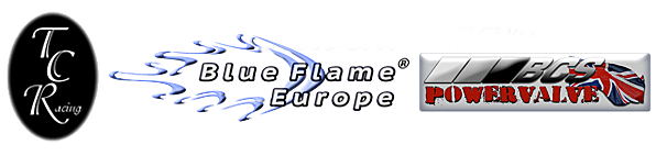 TCR - BlueFlame Europe-Logo