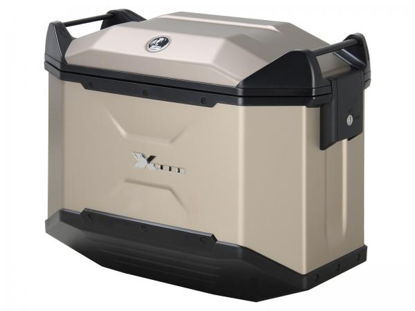Xceed Seitenkoffer 38 ltr. links - Titan